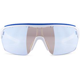 adidas Zonyk Aero Pro Gafas L, white shiny/vario blue